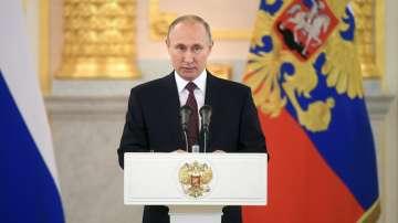 Владимир Путин встъпва официално в четвърти мандат като президент на Русия
