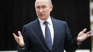 Путин започна тридневно посещение в Китай
