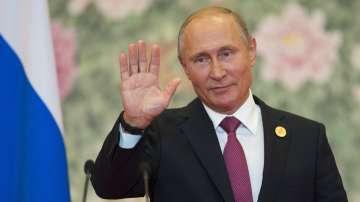 Путин пристигна в Хелзинки за срещата с Тръмп (СНИМКИ)