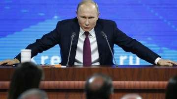 Путин даде традиционната си пресконференция
