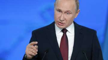Путин: Ако САЩ разположат ракети в Европа, Русия ще отговори с огледални мерки
