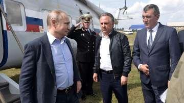 Обявиха бедствено положение в цялата Сибирска област
