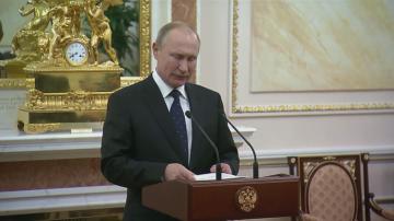 Путин обеща да продължи работата по новата ядрена ракета