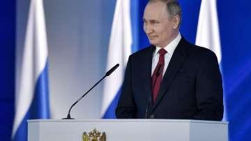 Путин иска референдум за промени в конституцията
