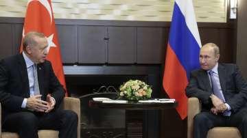 Путин координира с Ердоган мира в Сирия