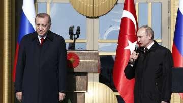 Ердоган и Путин дадоха старта на строителството на АЕЦ Аккую