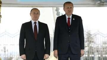Путин и Ердоган поставиха началото на строежа на АЕЦ Аккую