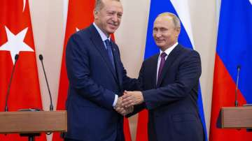 Русия и Турция договориха демилитаризирана зона в сирийската провинция Идлиб