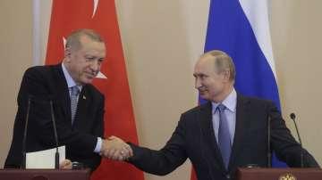 Путин и Ердоган се договориха да бъде спазена териториалната цялост на Сирия