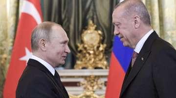 Ердоган ще посети Москва във вторник