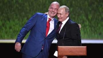 Владимир Путин: Световното по футбол помогна за разрушаване на митовете за Русия