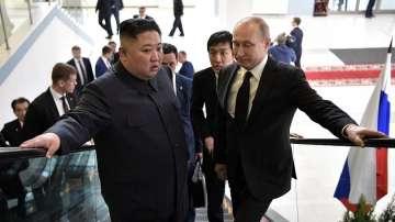 Започна срещата между Путин и Ким Чен Ун