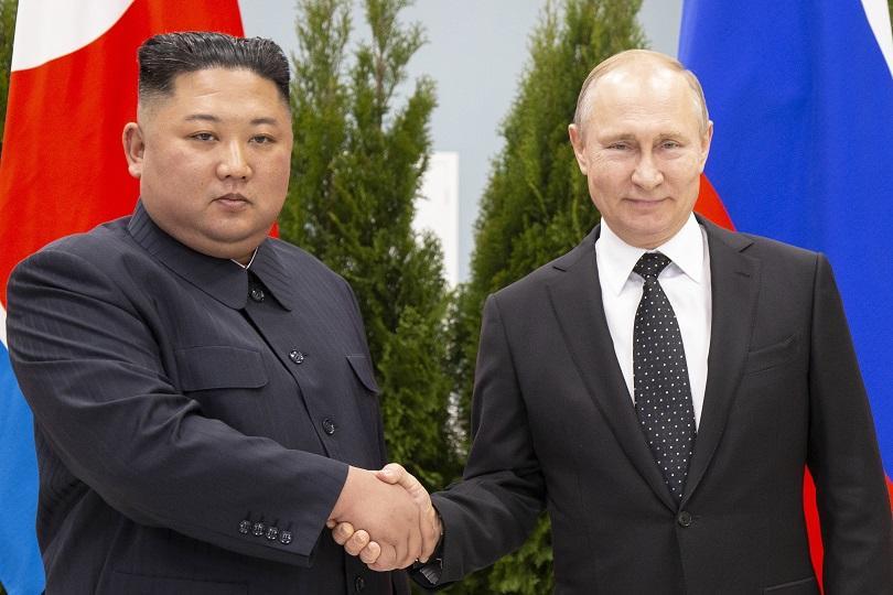 Във Владивосток се проведе първата Среща на върха между Владимир