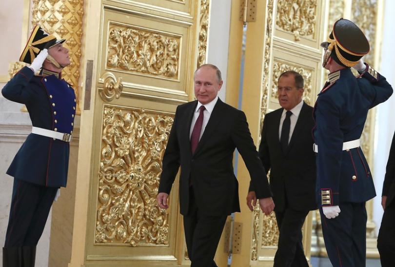Руският президент Владимир Путин вижда нови възможности за София да
