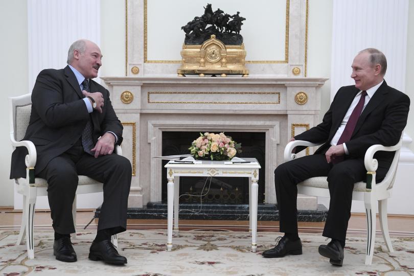 Путин и Лукашенко отново обсъждат спорните въпроси между Русия и Беларус