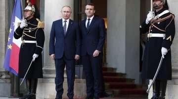 Историческа среща в Париж за бъдещето на Източна Украйна