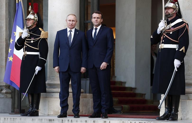 За първи път руският президент Владимир Путин ще разговаря лично