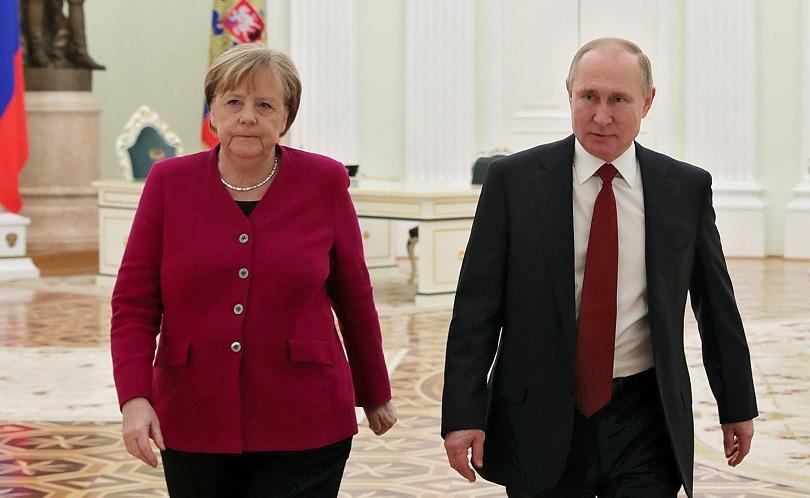 путин русия сама построи северен поток