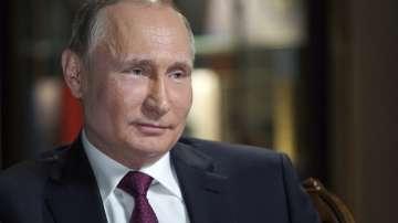 Руският президент Владимир Путин пристига на посещение в Турция