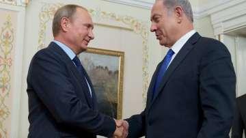 Путин и Нетаняху проведоха разговор за сваления руски самолет