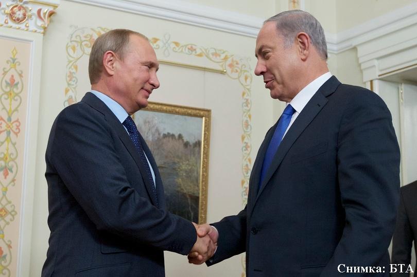 Сирия е отговорна за свалянето на руския самолет в Средиземно