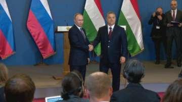 Джудо дипломация Путин - Орбан