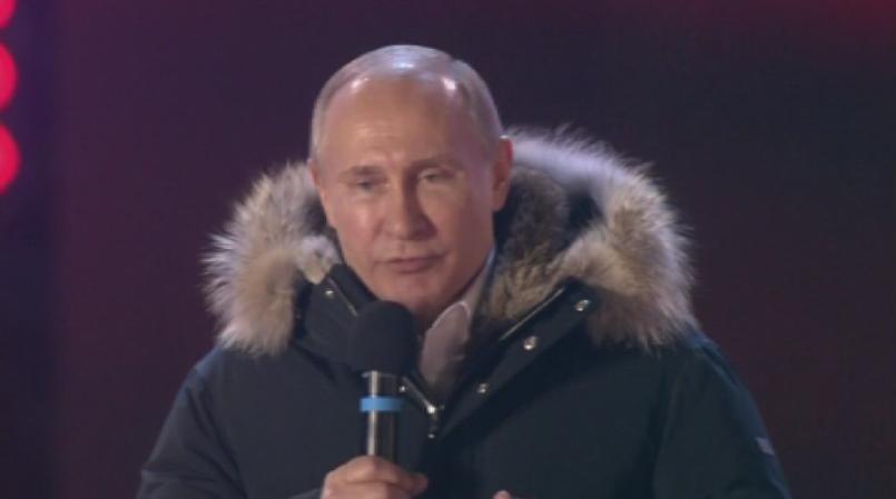 След днешните избори без интрига Путин ще остане президент на