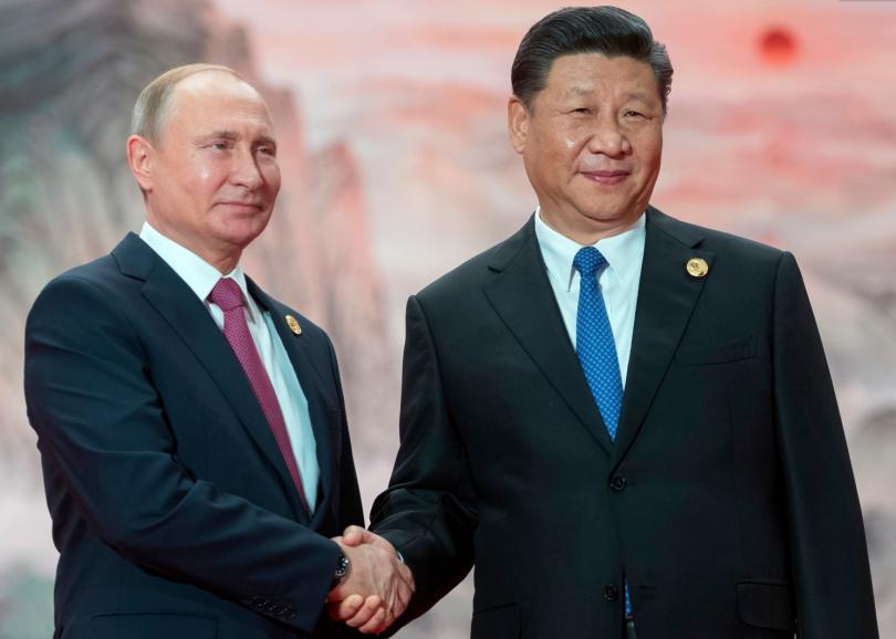 Русия и Китай готвят проект за голямо Евразийско партньорство