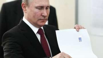 На изборите в Русия: Няма съмнение, че безспорният победител ще е Владимир Путин