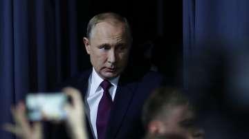 Владимир Путин дава традиционната си пресконференция