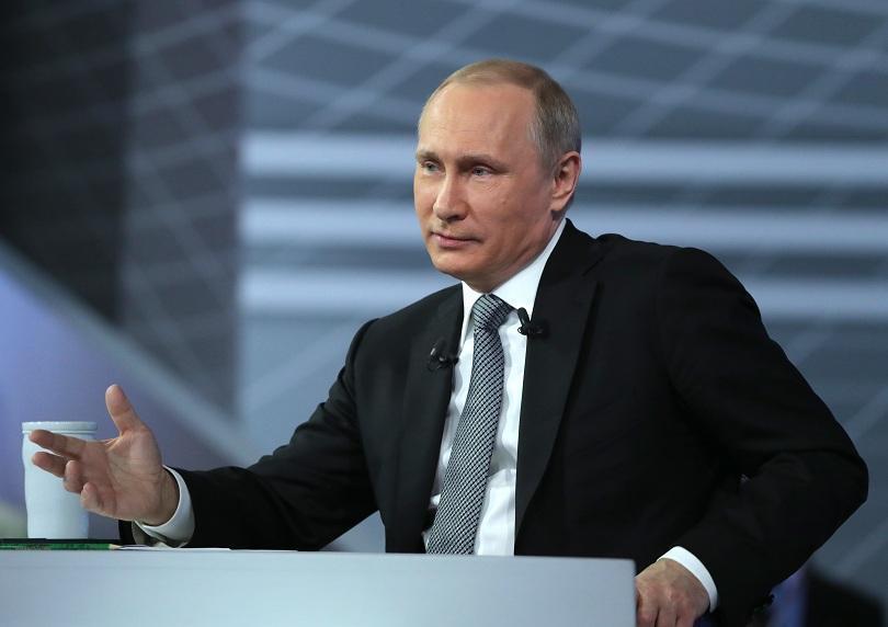 Панамските документи са провокация, заяви Путин