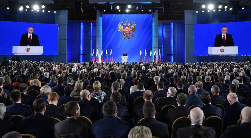 снимка 1 Путин иска референдум за промени в конституцията