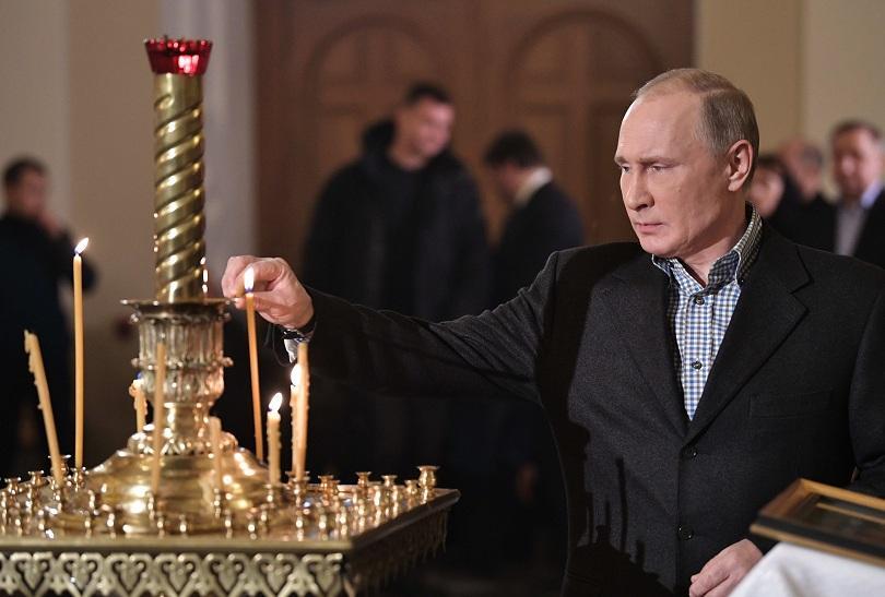 милиона души присъстваха рождественските служби русия