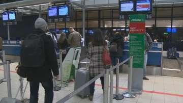 2 милиона пътници са превозили българските авиокомпании през 2015 г.