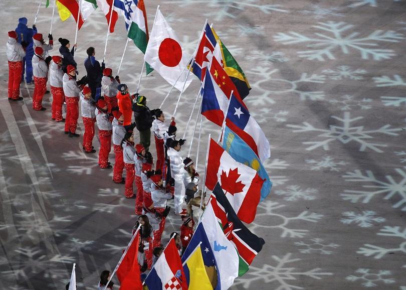 снимка 2 Закриха Зимните олимпийски игри в Пьонгчанг