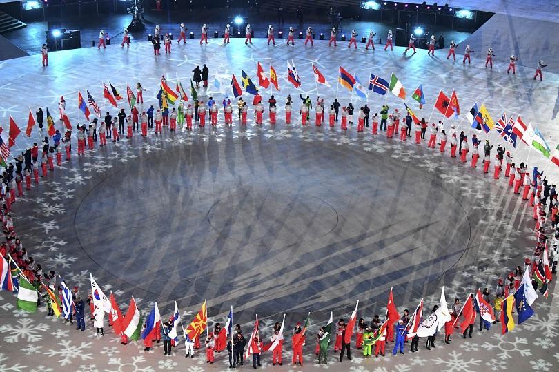 снимка 3 Закриха Зимните олимпийски игри в Пьонгчанг