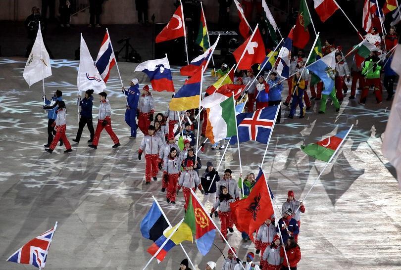 снимка 5 Закриха Зимните олимпийски игри в Пьонгчанг