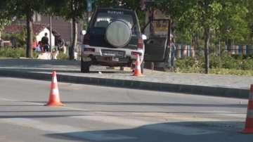 Пиян шофьор помете майка с дете на пешеходна пътека
