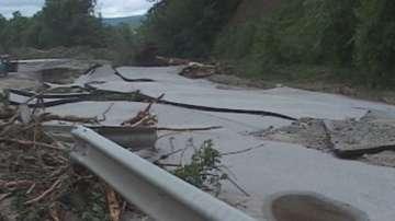 Десетки милиони ще струват щетите по пътищата след дъждовете и свлачищата