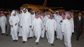 Катарски ловци на свобода след 2 години в плен