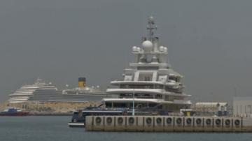 Луксозна яхта е залог в един от най-скъпите разводи в британската история