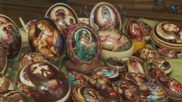 Писани великденски яйца в Полша