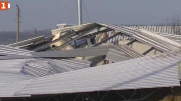 Най-вероятната причина за взрива в цеха за биогаз е техническа неизправност