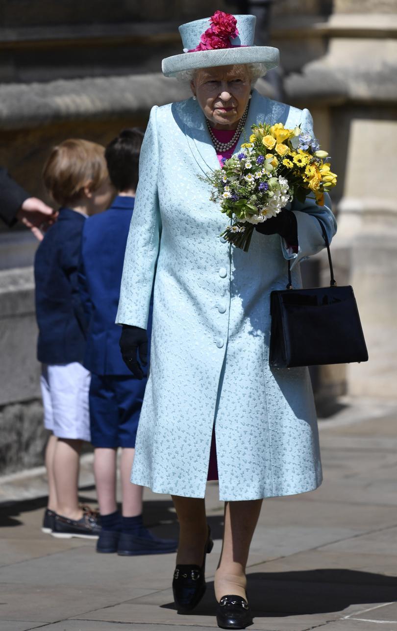 снимка 2 Британската кралица Елизабет Втора празнува 93-ия си рожден ден (СНИМКИ)