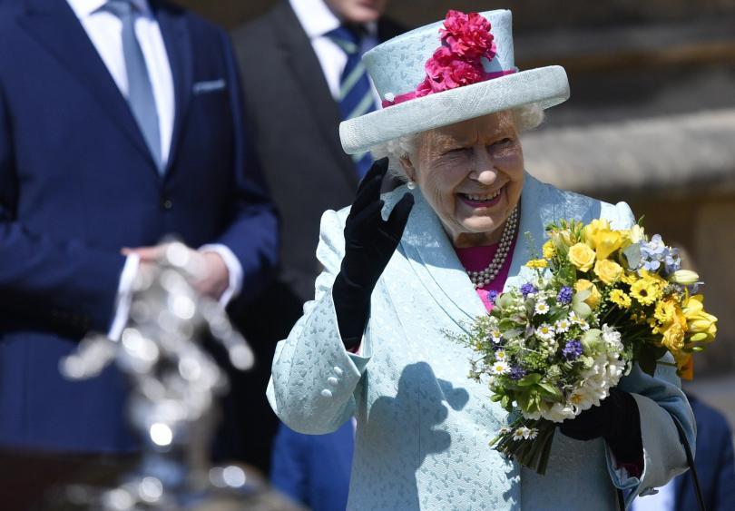 снимка 3 Британската кралица Елизабет Втора празнува 93-ия си рожден ден (СНИМКИ)