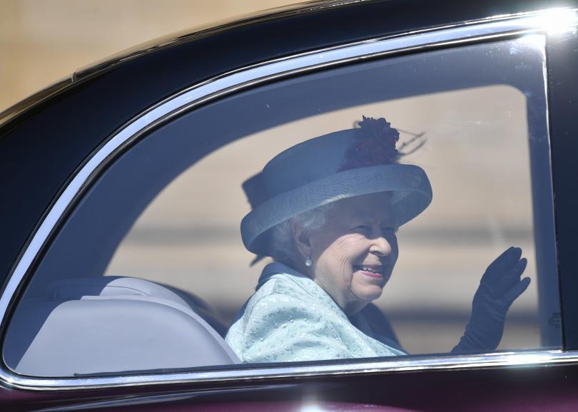 снимка 5 Британската кралица Елизабет Втора празнува 93-ия си рожден ден (СНИМКИ)