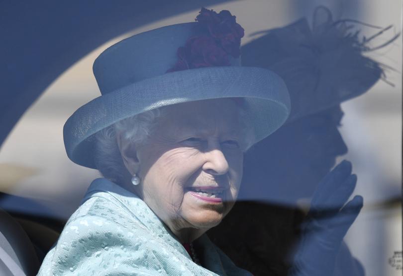 снимка 6 Британската кралица Елизабет Втора празнува 93-ия си рожден ден (СНИМКИ)