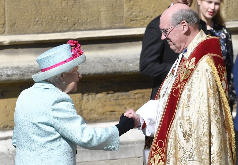 снимка 7 Британската кралица Елизабет Втора празнува 93-ия си рожден ден (СНИМКИ)