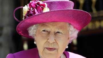 Парад в чест на рождения ден на кралица Елизабет Втора