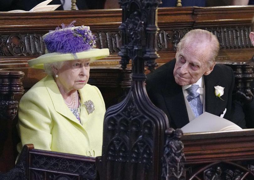 снимка 1 65 години от коронацията на британската кралица Елизабет Втора